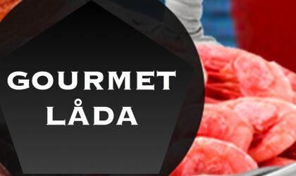 GOURMET LÅDA
